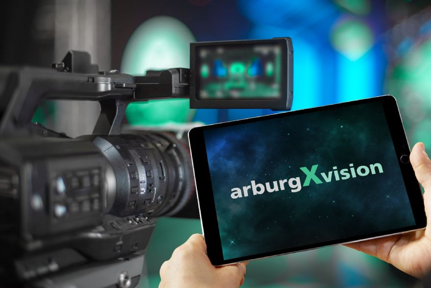 Arburg to launch arburgXvision this month