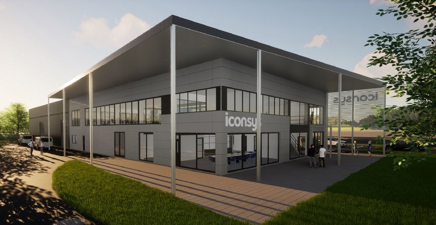 iconsys drives forward with £3m 'smart' building
