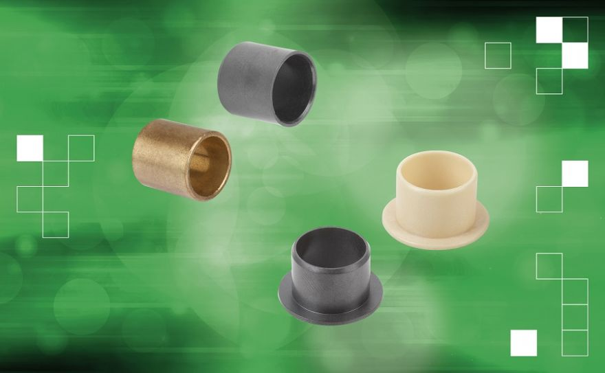 Norelem's plain bearings ensure smooth running