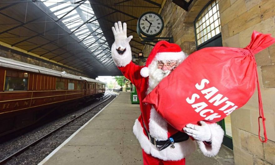 Santa on track with Santander and CBILS funding