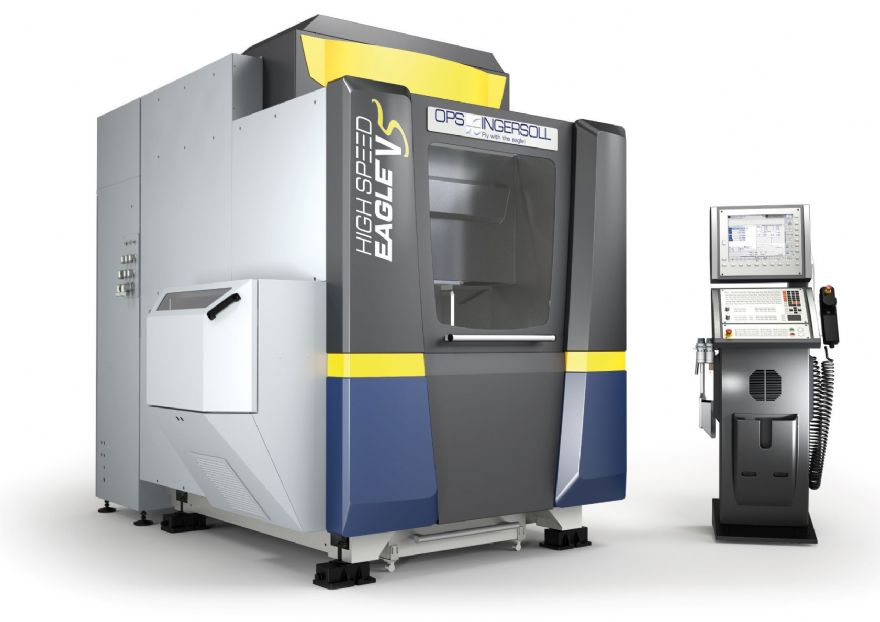 ETG introduces new high-speed Ingersoll machine