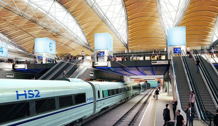 HS2 seeks switches and crossing suppliers