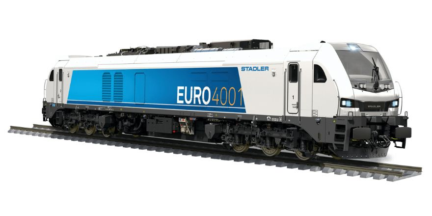 Stadler to manufacture locomotives for Uruguay