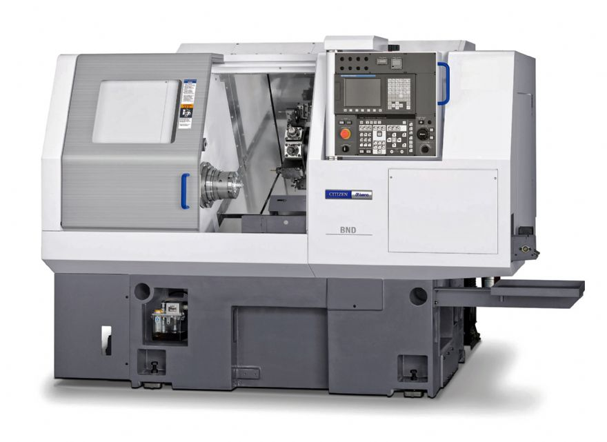 Large-capacity Y-axis lathe joins Miyano line-up