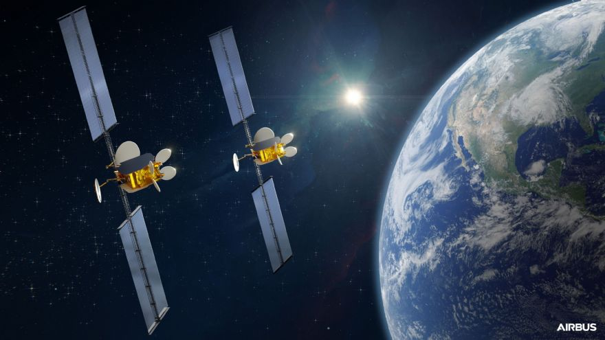 Airbus signs multi-satellite deal with Intelsat
