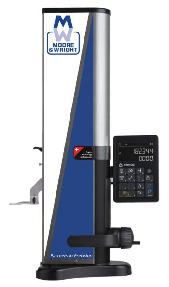 Bowers launches new Moore & Wright height gauge