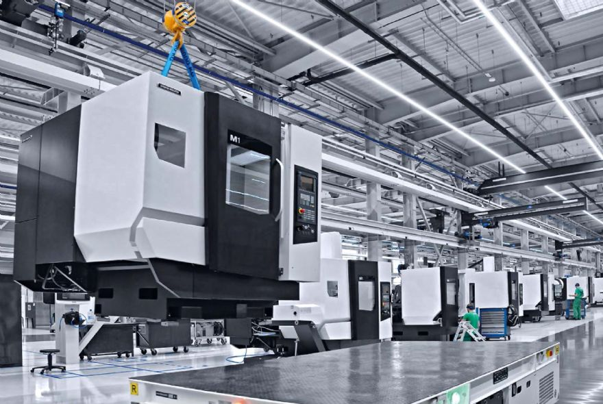 Entry-level machining centre from DMG Mori