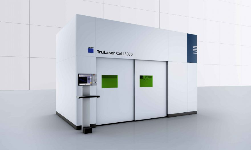 QFS invests in 2nd Trumpf five-axis laser cutter