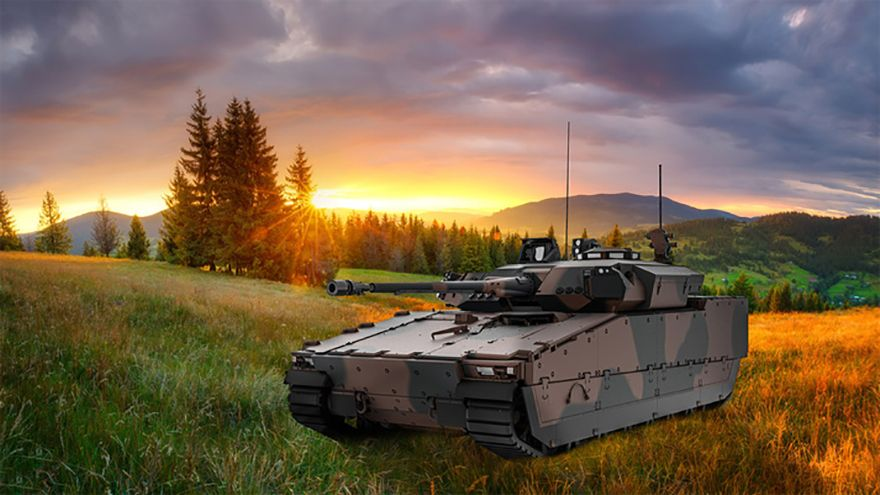 BAE Systems to provide new turret for Dutch tanks