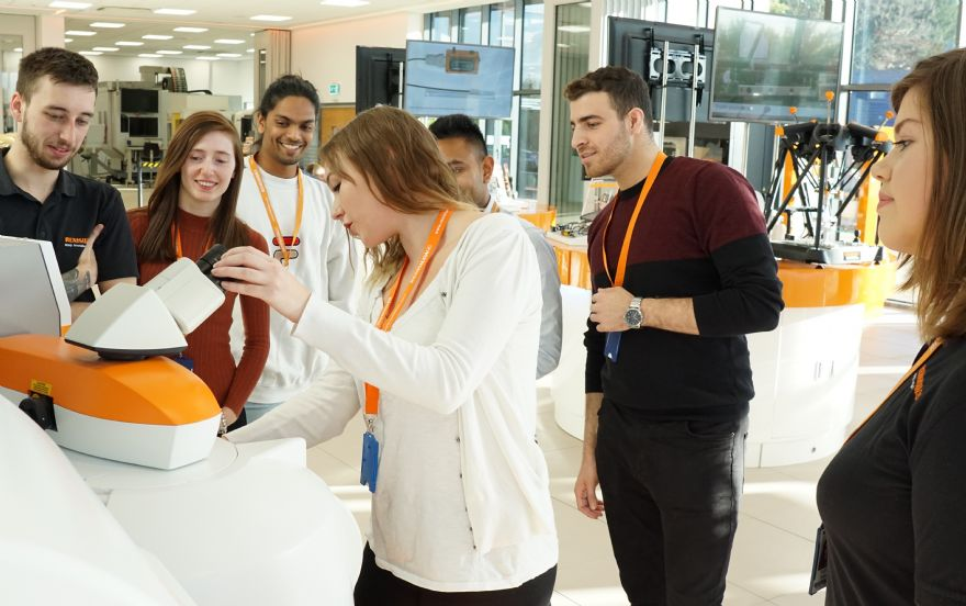 Renishaw to recruit record number of young people