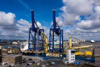 New container service to link UK to Bilbao