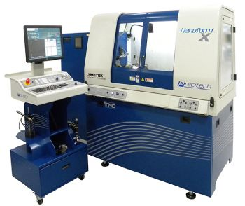 Ultra Precision Nanoform X machine tool for PACE