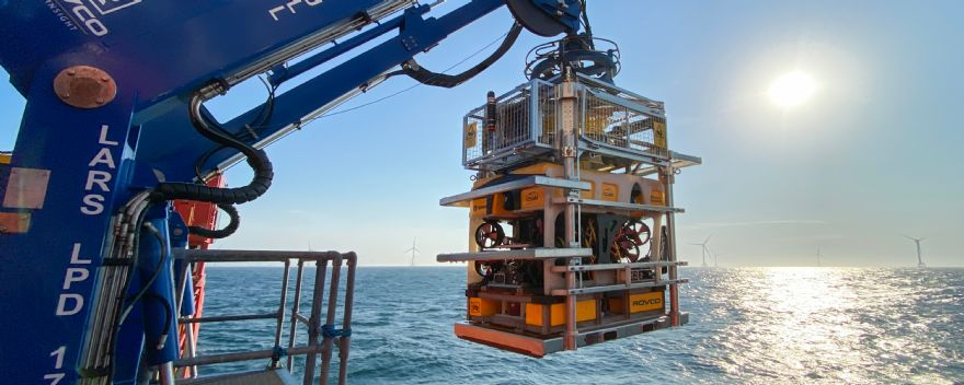 Rovco signs offshore wind farm contract