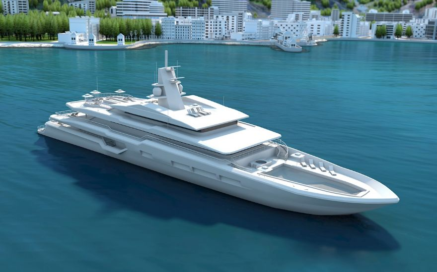 ABB to provide electric propulsion for superyacht