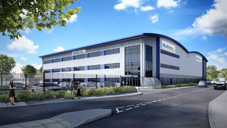 Construction starts on new IMI Truflo Marine headquarters