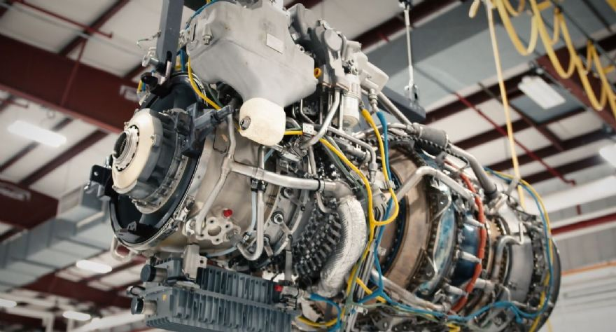 GE awarded contract for additional T408 turboshaft engines