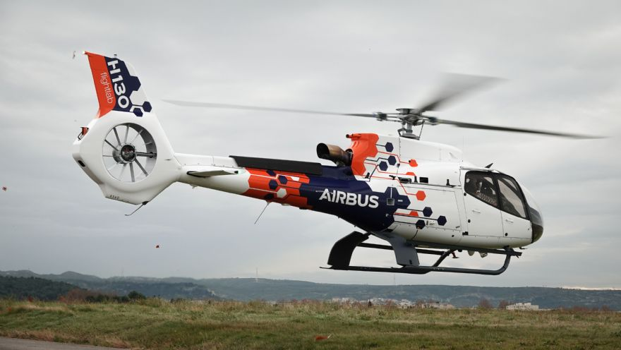 Airbus unveils its helicopter Flightlab to 'test tomorrow's technologies'