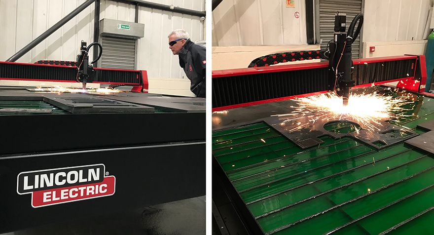 Kerf launches new Linc-Cut plasma cutting system