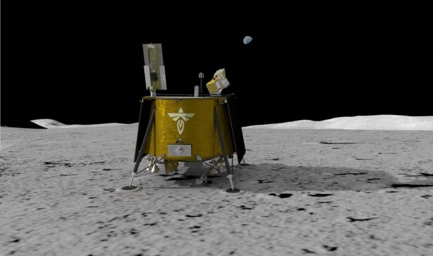 NASA selects Firefly Aerospace for Artemis commercial Moon delivery in 2023