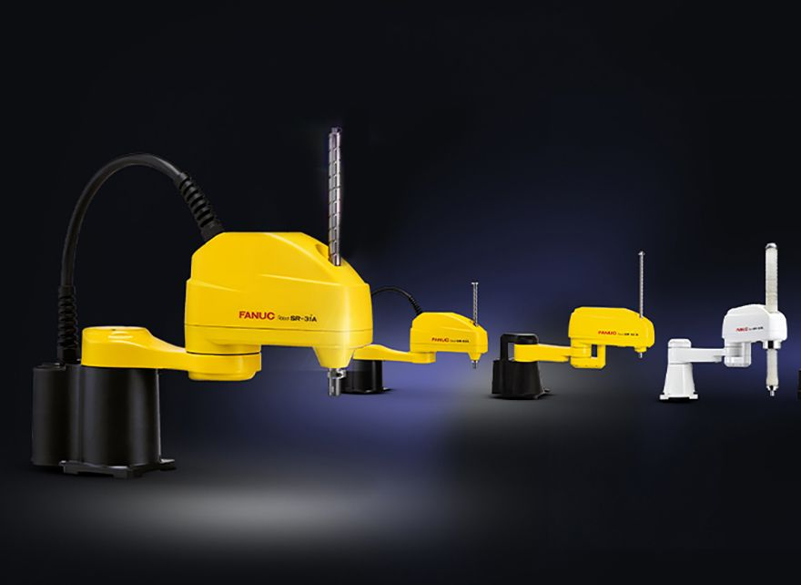 Fanuc launches new 'small and mighty' SCARA robot
