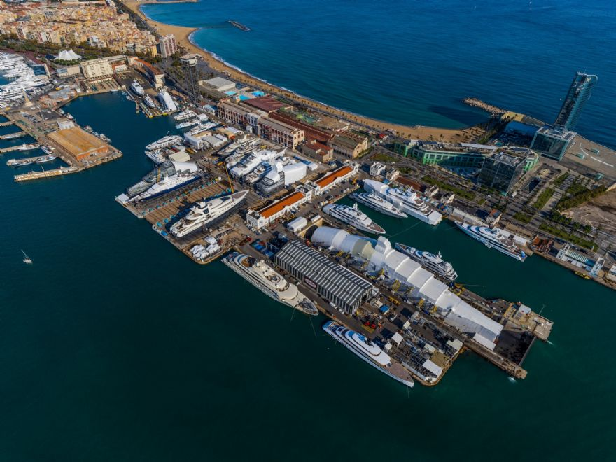 Armada Engineering opens larger superyacht workshop in Barcelona