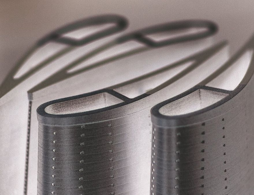 EOS introduces new nickel alloy material for powder bed AM