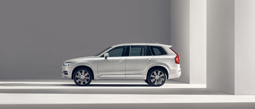 Volvo Cars' global sales grow in January