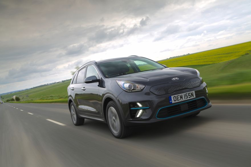 Kia's UK January sales are its 'most electric' yet