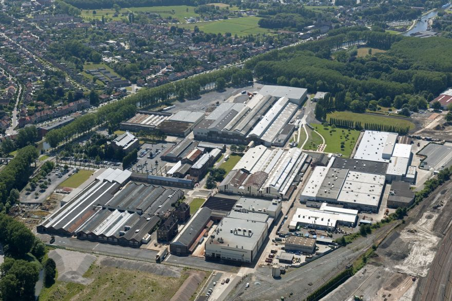Bombardier to increase production capacity at its factory in Bruges