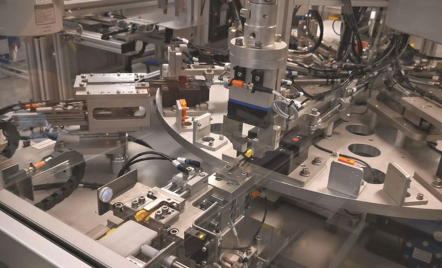 PCE Automation uses Festo technology to boost Stanley knife production