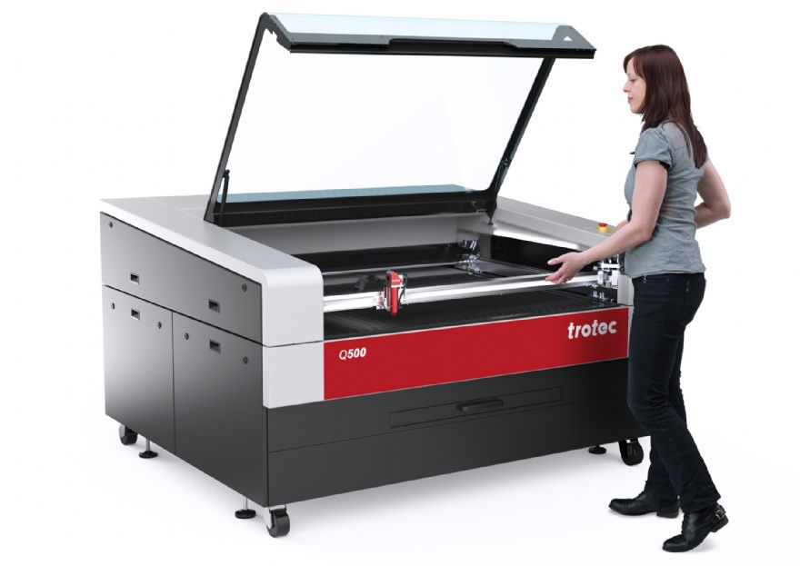 Trotec launches new Q500 laser cutter