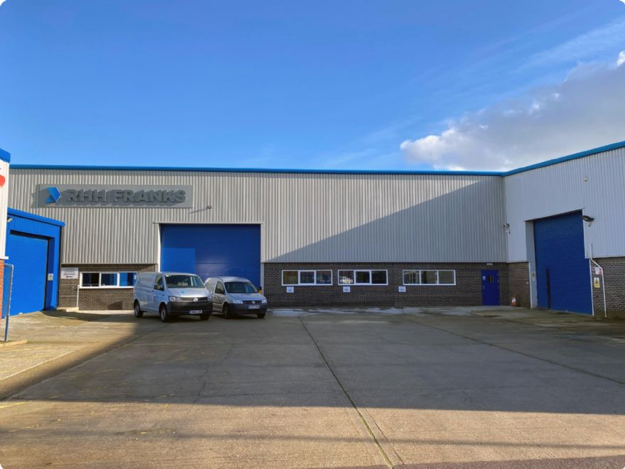 Precision engineering firm expanded facility in Hampshire