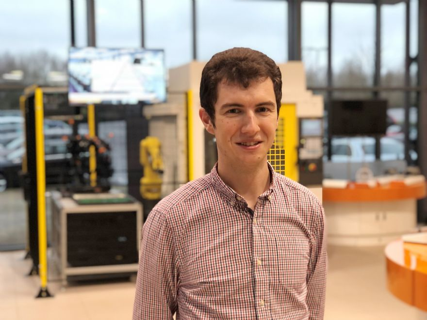 IMechE recognition for Renishaw engineer