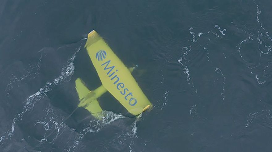 Minesto and Schneider Electric join forces to commercialise marine energy