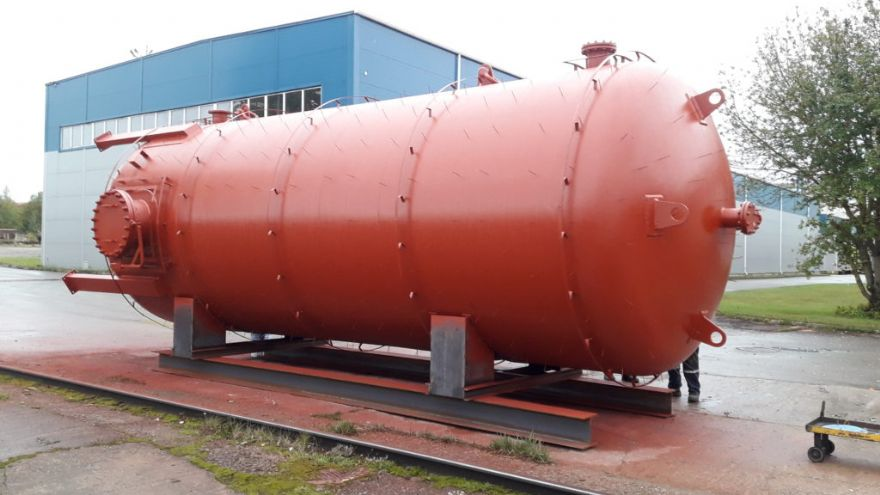 AS Kohimo places an order for PEMA tank production line