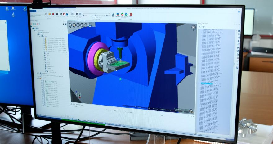 Simulation at the heart of aerospace specialist's digital chain