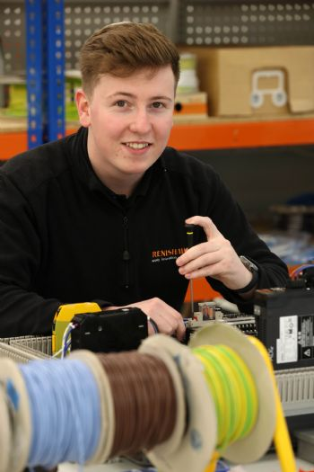 Renishaw apprentice nominated for national apprenticeship award