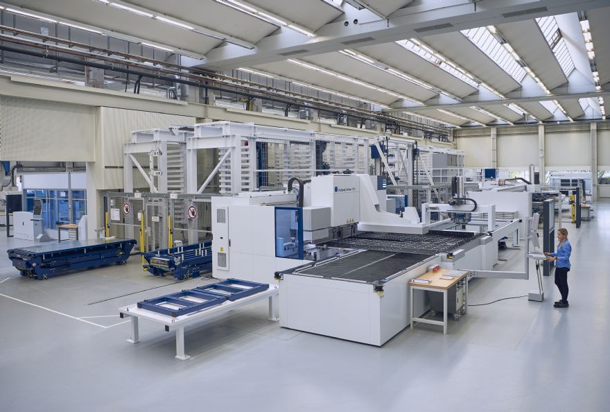 Trumpf to showcase latest technologies at virtual in-house trade show