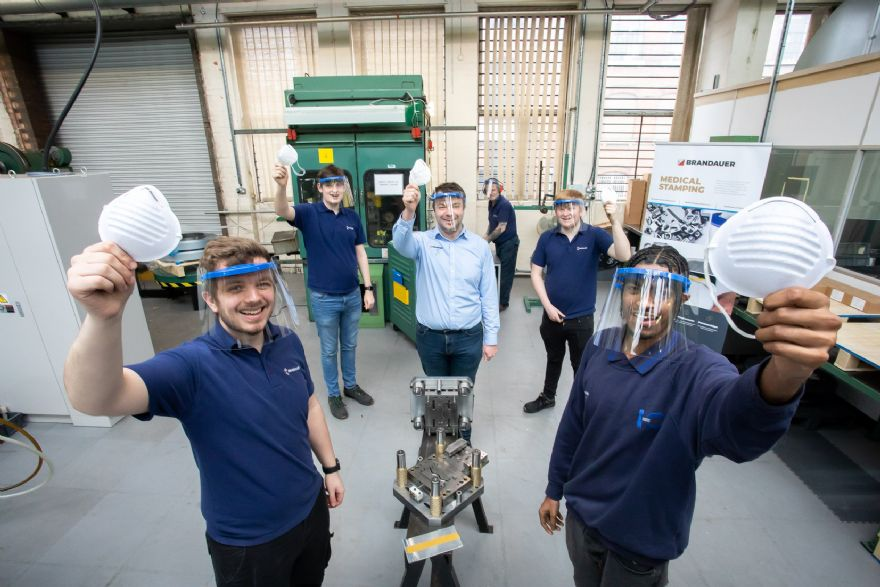 'Apprentice power' helps Brandauer secure 'nose clip' reshoring deal