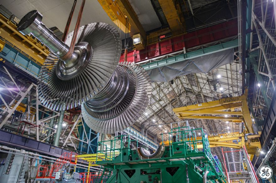 Largest-ever last-stage blade manufactured for Hinkley Point C