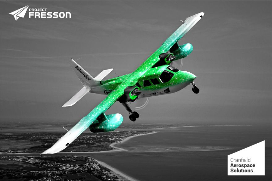 Zero-emissions flights one step nearer with Project Fresson