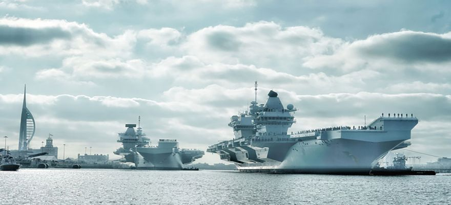 BAE Systems secures Future Maritime Support Programme contracts