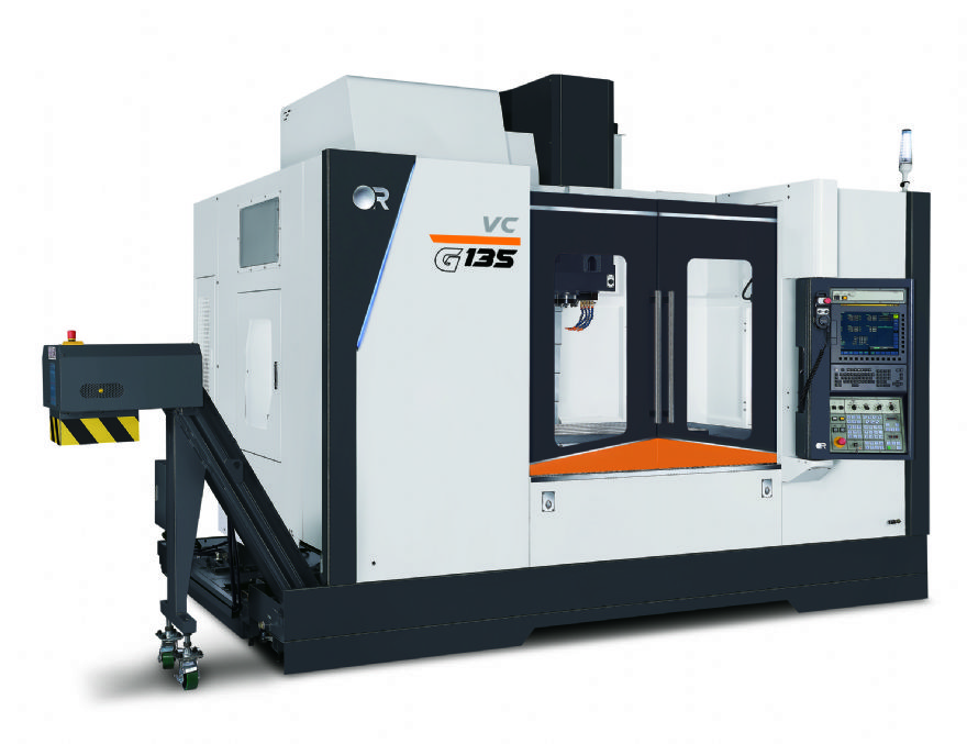 New Victor heavy duty VMC ideal for challenging materials