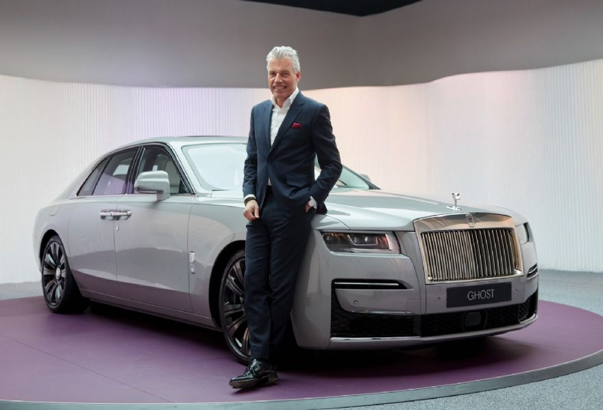 Rolls-Royce Motor Cars reports record first quarter results