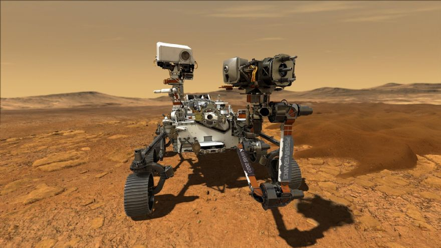 "SKF ball bearings the ""best ones""  on the surface of Mars"
