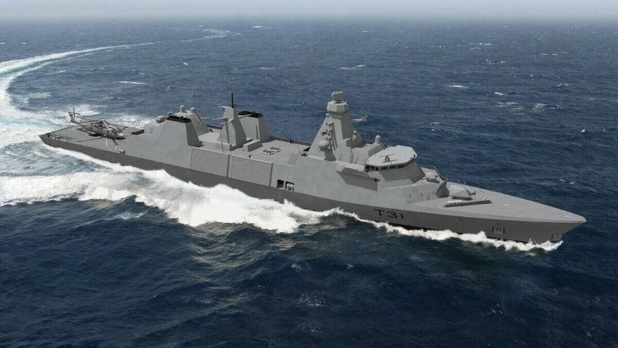 ERIKS awarded significant contract for Type 31 frigates