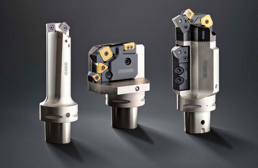 Tooling range expanded for machining oil country tubular goods