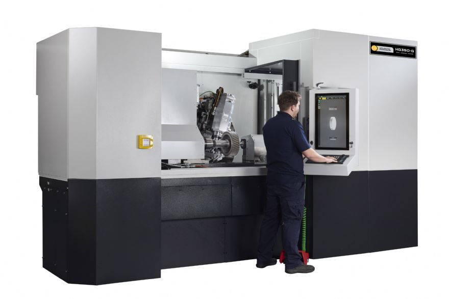 New gear grinding centre is first in UK to use Siemen's Sinumerik One CNC