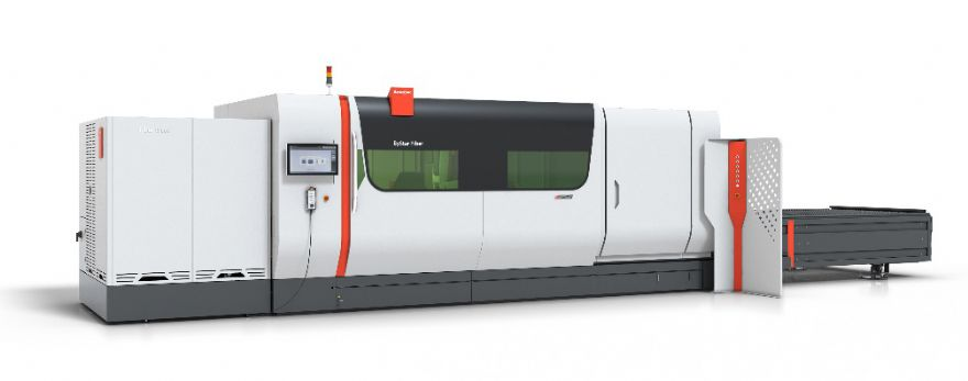 Bystar Fiber offers new dimension with 15kW laser