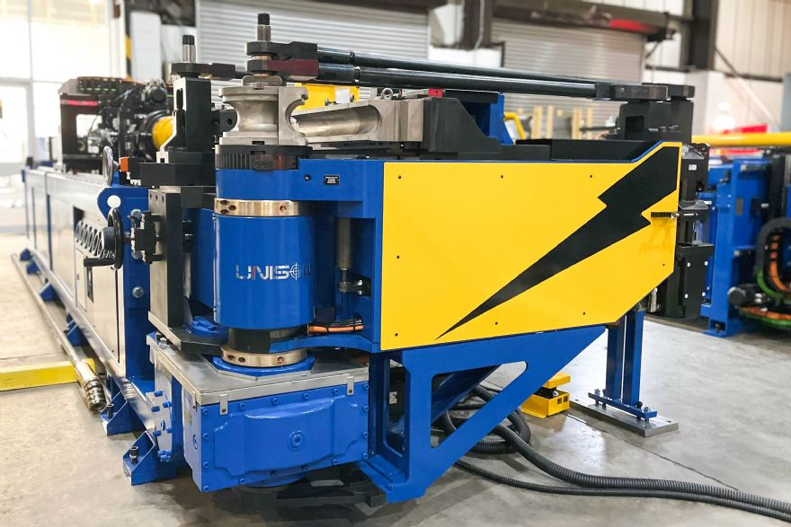 Performance exhaust specialist selects Unison tube bender